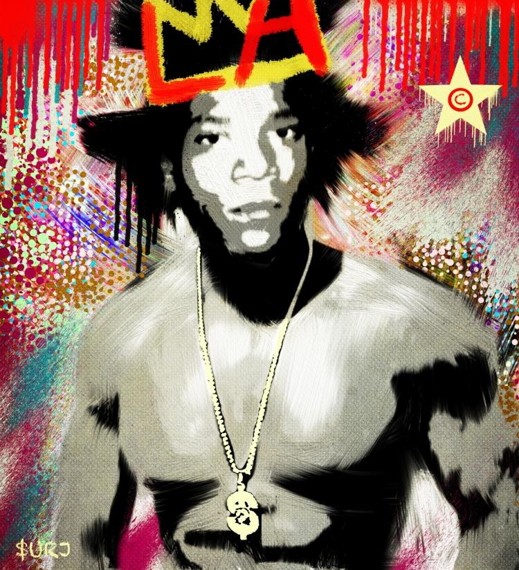 samo, basquiat, warhol, surj, art,pop art, artist