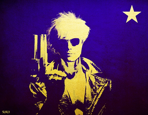 Warhol Terminator