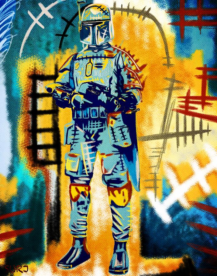 Boba Fett - Warrior 1981