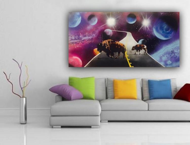 space buffalo