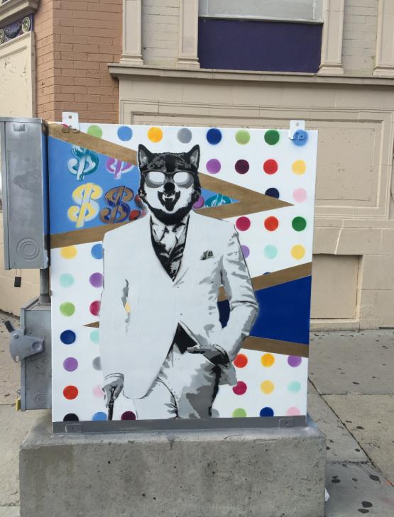 Art on the Ave, Denver, denver street art, denver art, surj denver, surj