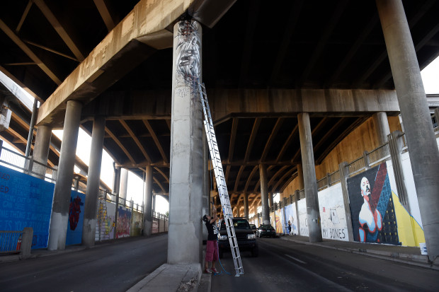I-70 Duct-Work Mural Project